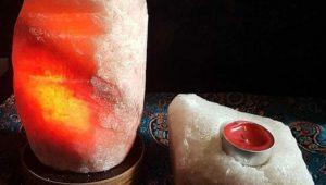 آباژور سنگ نمک هیمالیا